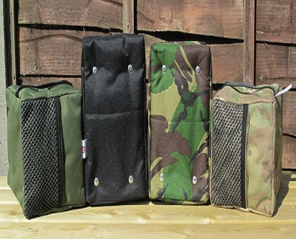Mk3 Bench Rest Bag - Equifix Shooting Bags UK