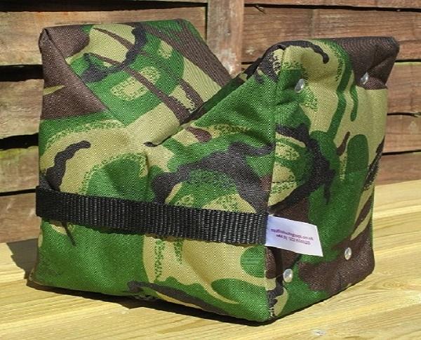 mk3 bench rest bag equifix shooting bags uk
