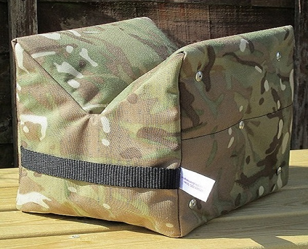 Mk4 Bench Rest Bag Equifix Shooting Bags Uk