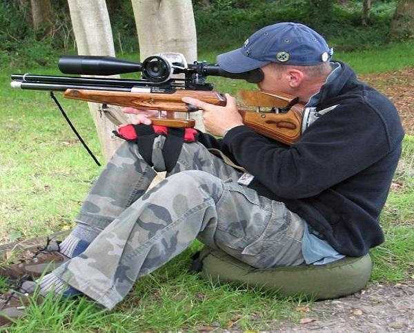 shooting-cushion-as-used-in-feild-target