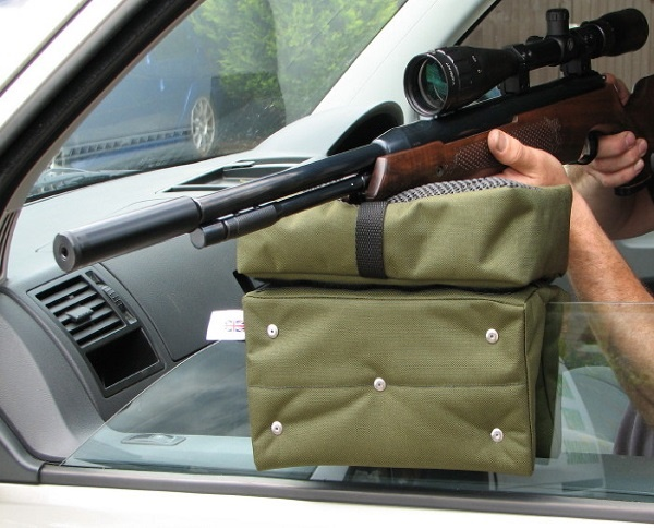 Vehicle Rest Bags